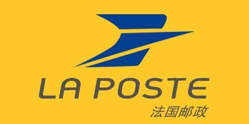 法国邮政logo